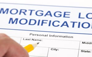 How Mortgage Loan modification programs work?