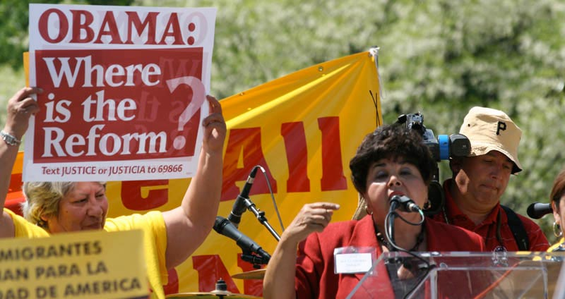 Obama Immigration Reform: The Two Sides of the Coin