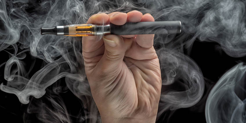 Electronic Cigarette exploded in South Florida