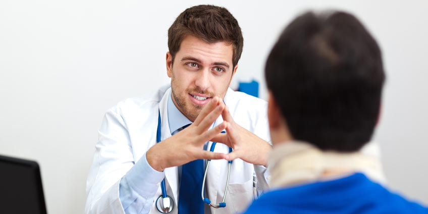 The importance of seeing a doctor after an accident